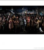 The poster of Watt Tyler and the Peasants' Revolt.